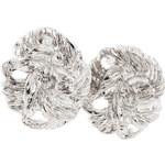 Esprit silver-effect earrings