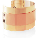 Esprit two-tone metal bracelet
