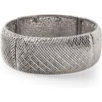 Esprit stretch metal bangle
