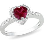 Stříbrný prsten se Zirkony Ag925 Fête foraine