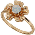 Topshop Miniature Flower Midi Ring