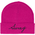Topshop Swag Embroidered Beanie