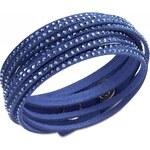 Swarovski Náramek Slake Dark Blue 5037393