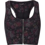 REVIEW Top mit Blumenmuster