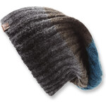 Esprit knitted hat with stripes