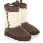 Esprit trend boot + fake fur