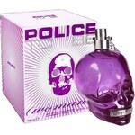 Police To Be Woman - parfémová voda s rozprašovačem 75 ml
