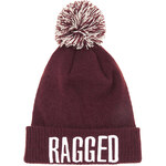 Topshop **Bobble Beanie by Ragged Priest