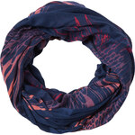 Tom Tailor loop scarf with print