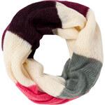 Tom Tailor block stripe knit scarf