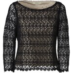 Gant The Lace Boat Neck Top