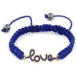 LightInTheBox Love Style Braided Rope Women's Bracelet(More Colors)