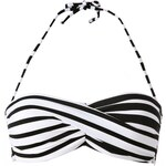 Promod Striped bikini top