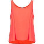 Topshop Scoop Neck Vest
