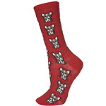 Topshop All Over French Bulldogs Socks