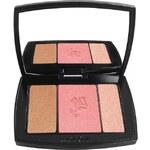 Lancome Rozjasňující tvářenka Blush Subtil Palette (3 Colours Powder Blusher) 4,5 g 02 Nectar Lace