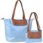Baťa Praktická modrá kabelka