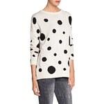 Mango Maxi polka-dot loose-fit sweater