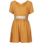 Topshop **Frances Dress with Open Chain by Goldie