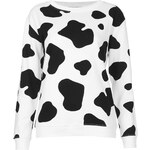 Topshop **Classic Sweater by Illustrated People