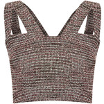 Topshop **Zara Crop Top by Annie Greenabelle