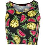 Topshop **Juicy Fruit Crop Top by Kuccia