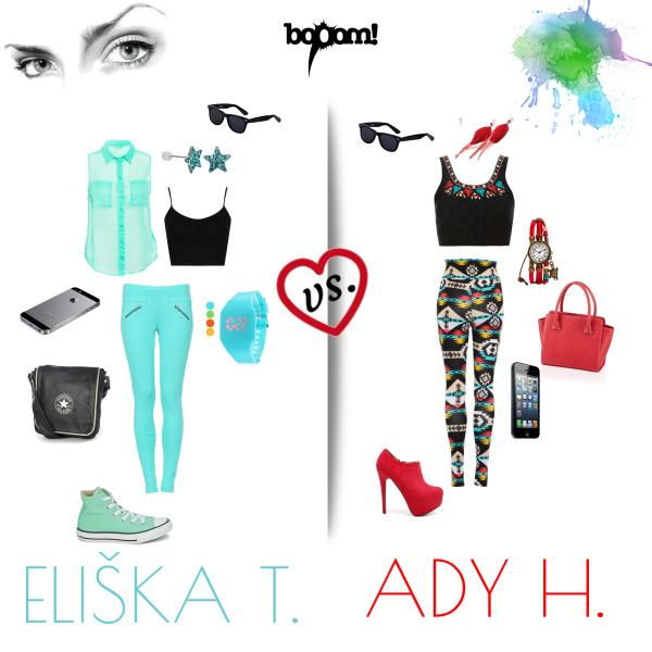 ADY VS. ELI