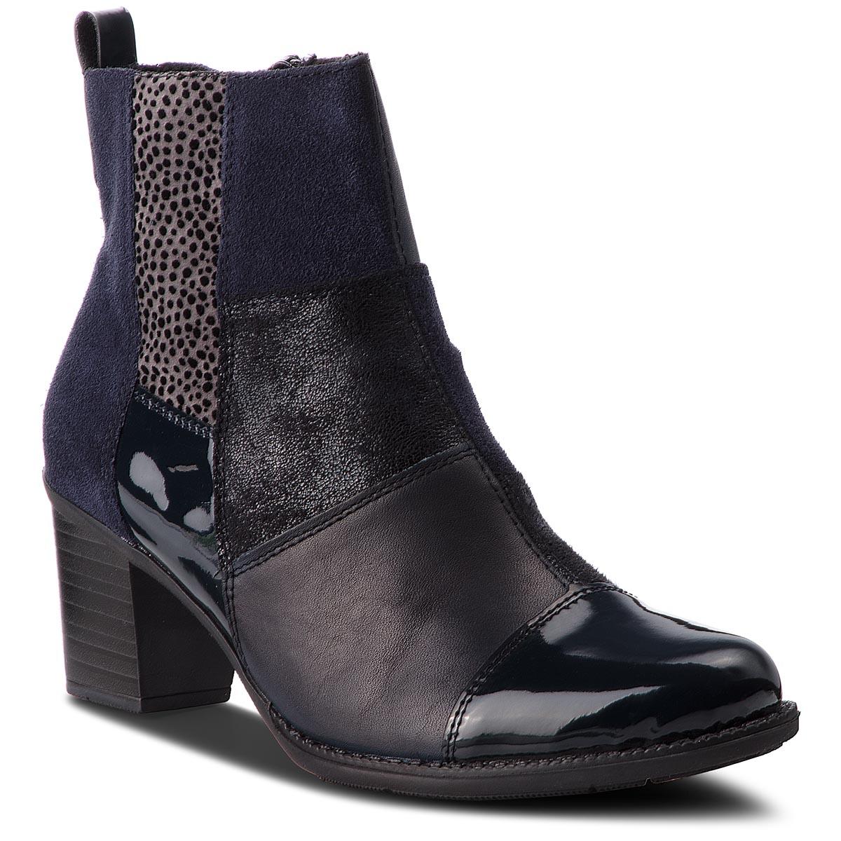 Magasított cipő RIEKER - Z7686-14 Blau - Glami.hu 40bf6119d3