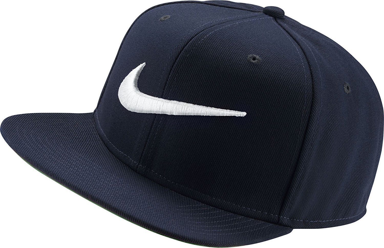 Kšiltovka Nike U NK PRO CAP SWOOSH CLASSIC 639534-395 - Glami.cz 7950aaef6b3