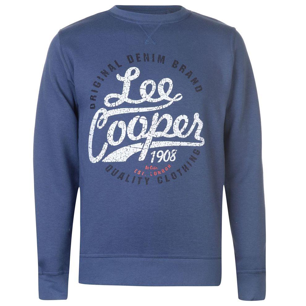065904ee29 Férfi stílusos Lee Cooper pulóver - Glami.hu