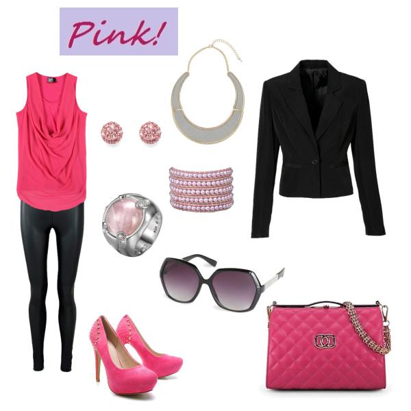 Pink¨