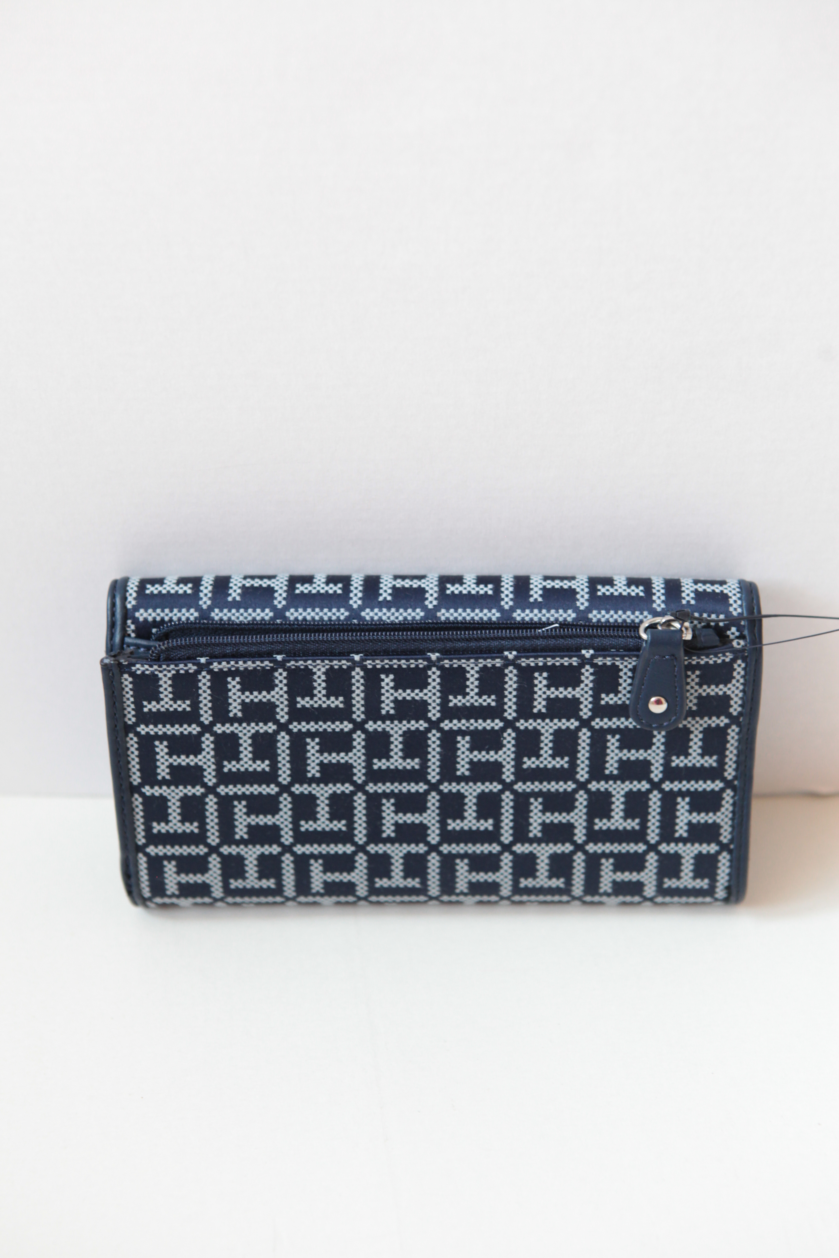 TOMMY HILFIGER peňaženka modrá. - Glami.cz 48237f412cc