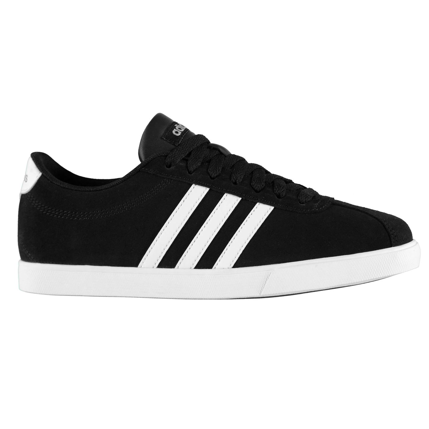 boty adidas CourtSetSuede Ld84 Black White - Glami.sk ffe2129d184