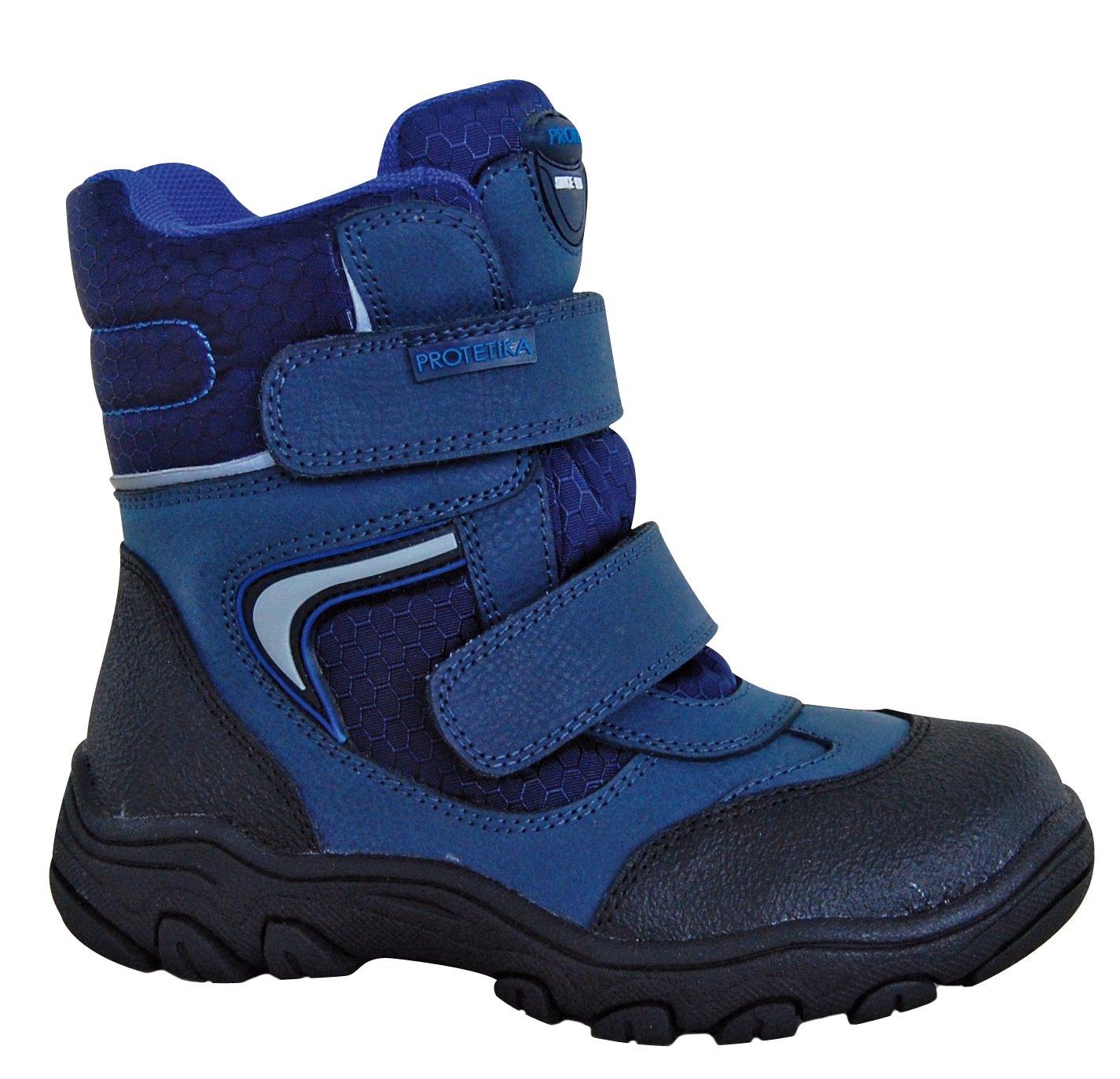 Protetika Chlapecké zimní boty s membránou Torsten - modré - Glami.cz 54c3a07f98