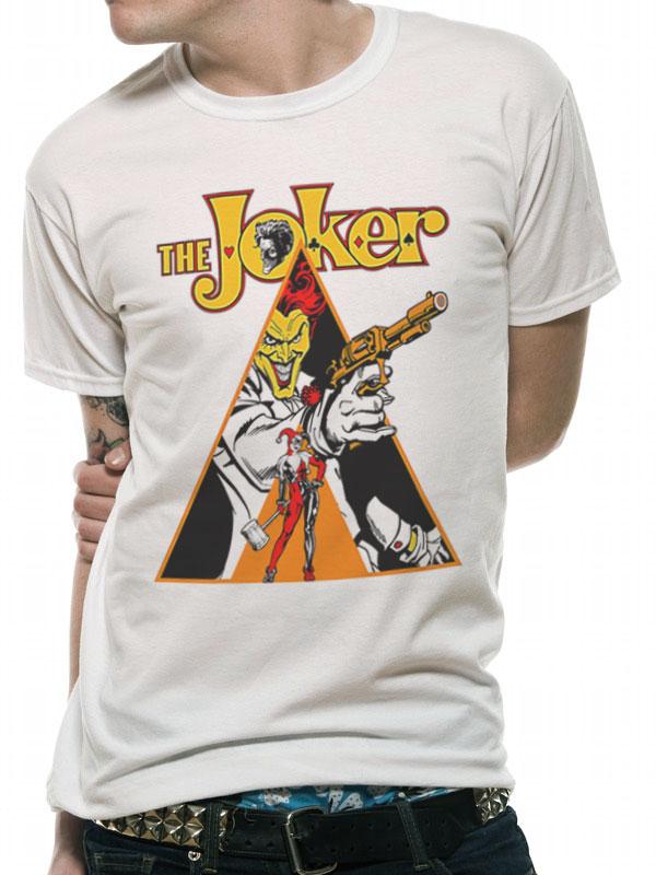 DC Joker Retro Tričko - Glami.cz c50b0c1f47