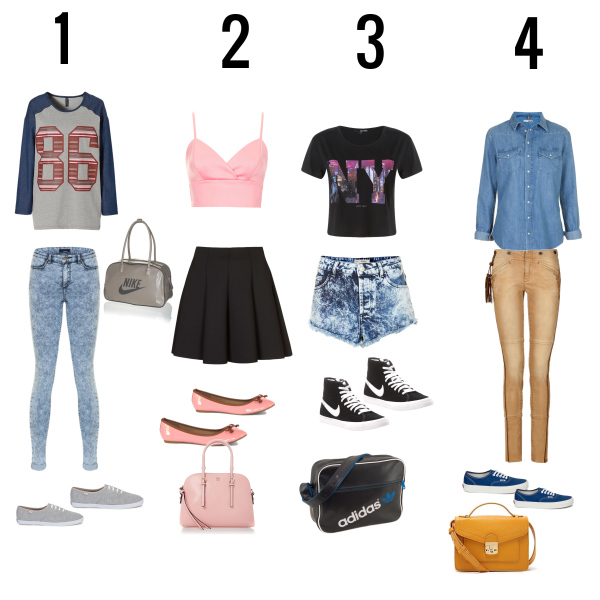 Který outfit ?