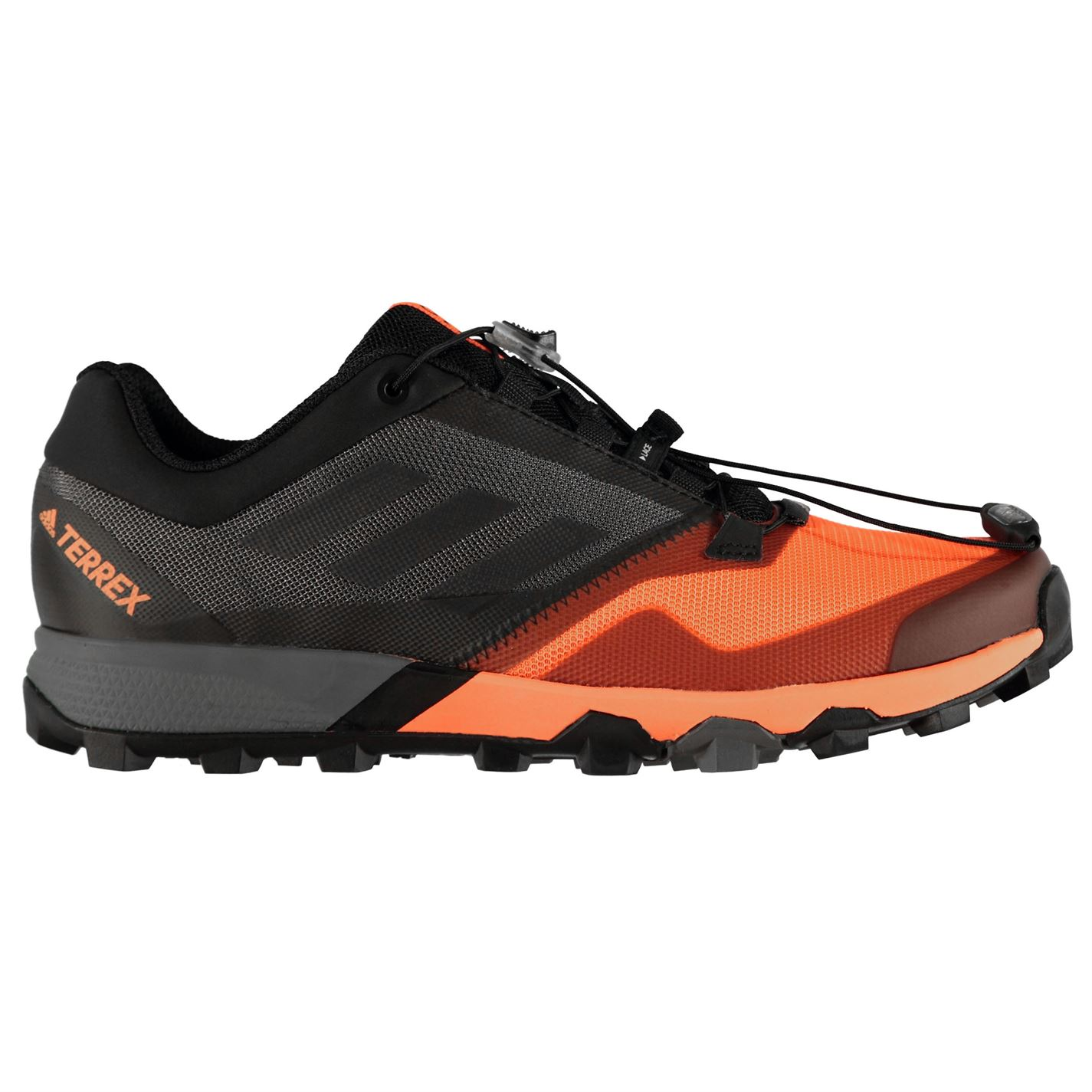 boty adidas Trail Maker pánské Running Shoes Black Orange - Glami.sk 0890fab8a2f