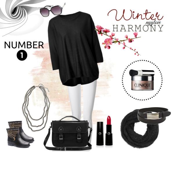 Winter Harmony WISHLIST