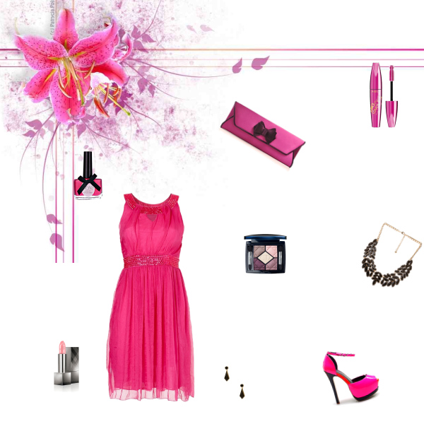 Růžová móda