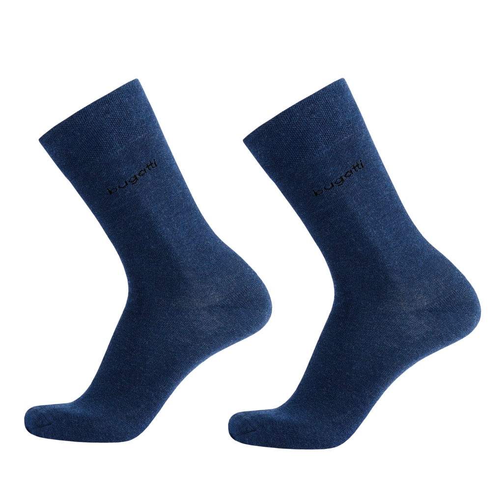 Bugatti luxusní hladké ponožky temně modré 2pack 6802 - Glami.cz bae32e9570