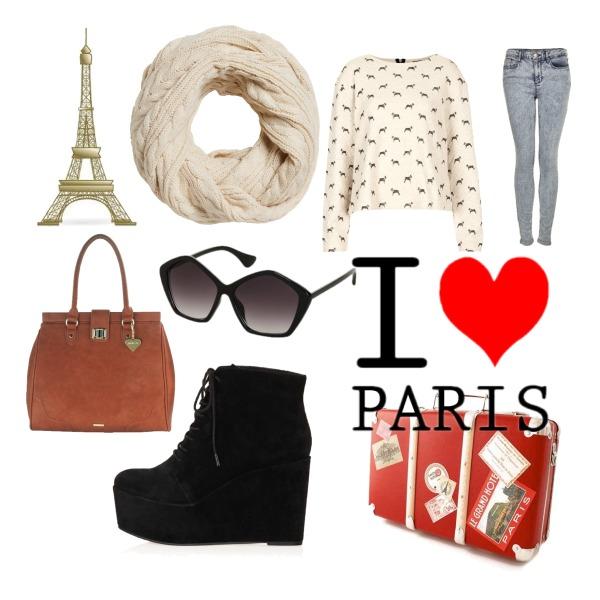 going to paris