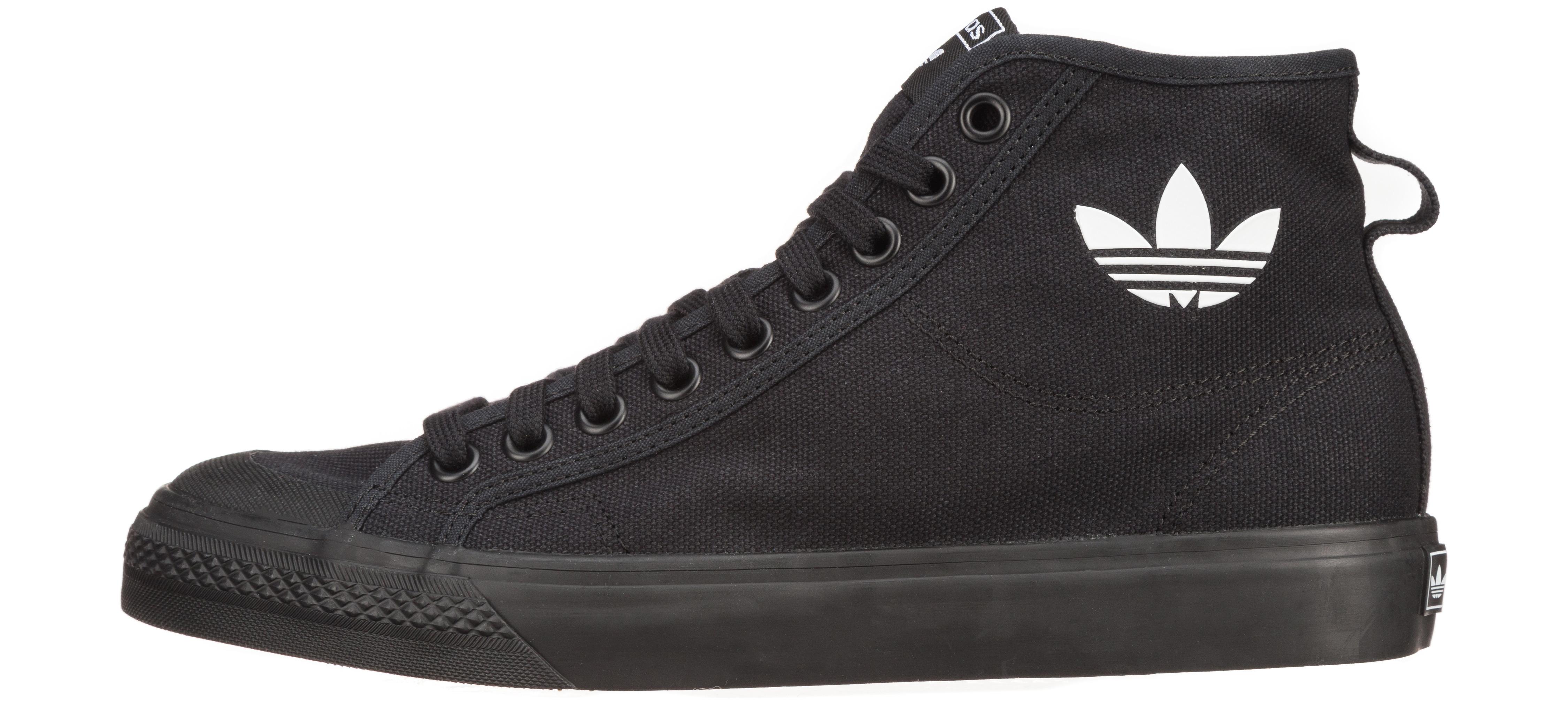 adidas Originals Nizza High Tenisky Čierna - Glami.sk 89a67c7cbb3