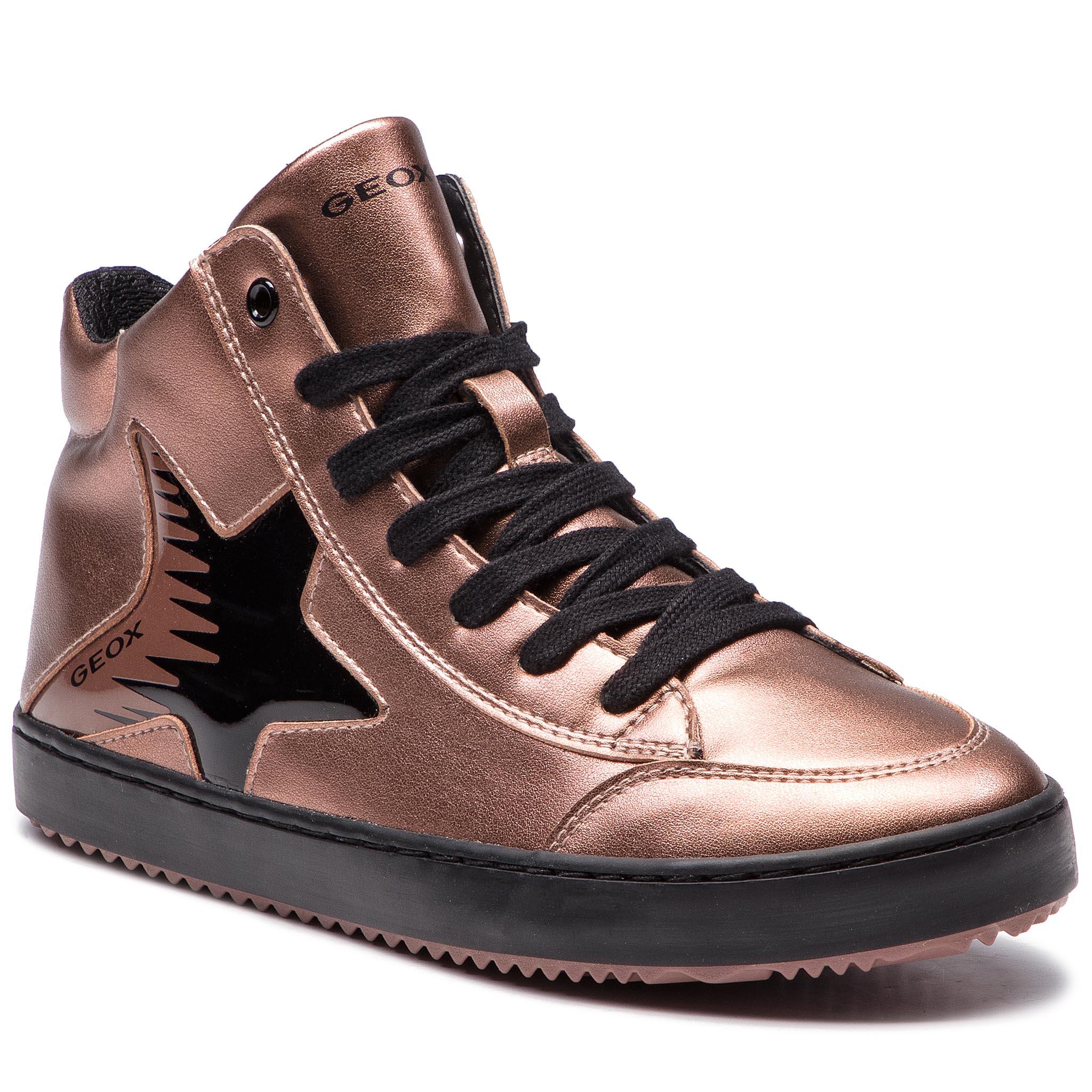 Sneakersy GEOX - J Kalispera G. B J844GB 000NF C8025 D Rose Smoke ... 31ea548bf8