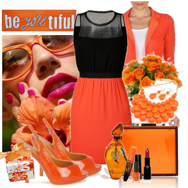 orange set