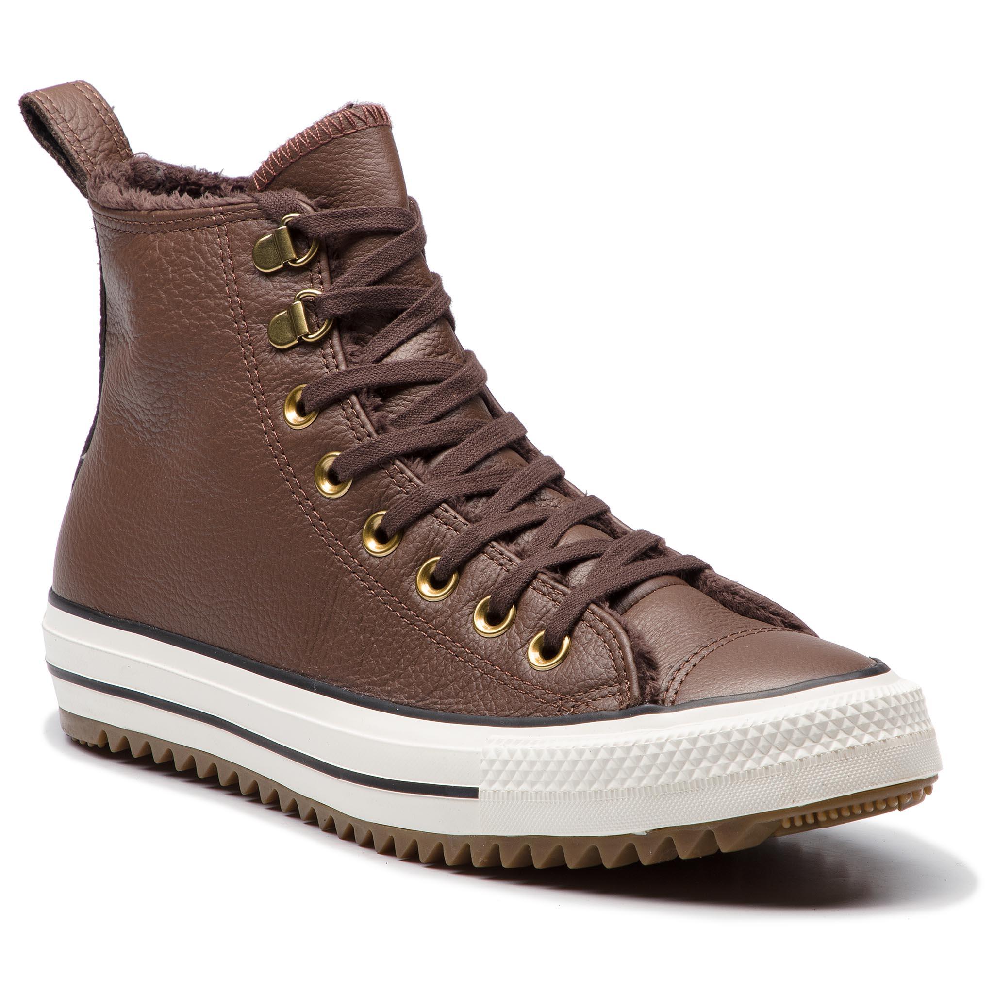 3c50e1de9c73 Sneakersy CONVERSE - Ctas Hiker Boot Hi 161514C Chocolate Egret Gum ...