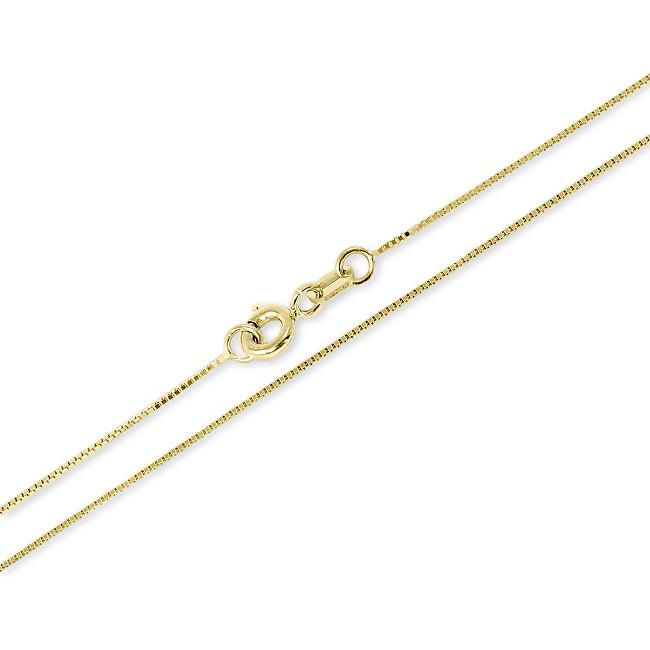 b6ddf8da2 Brilio Luxusní zlatý řetízek 50 cm 271 115 00132 - 1,70 g - Glami.cz