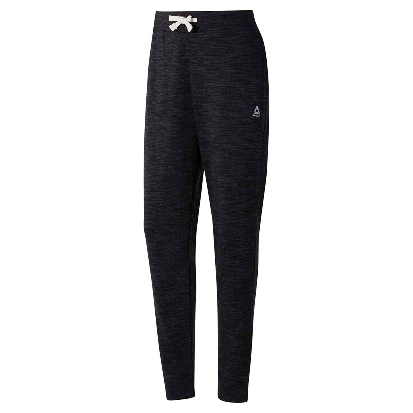 Dámske fleecové oblečenie Reebok Marble Closed Hem Jogging Pants Ladies. 1 a9d0ea0c070