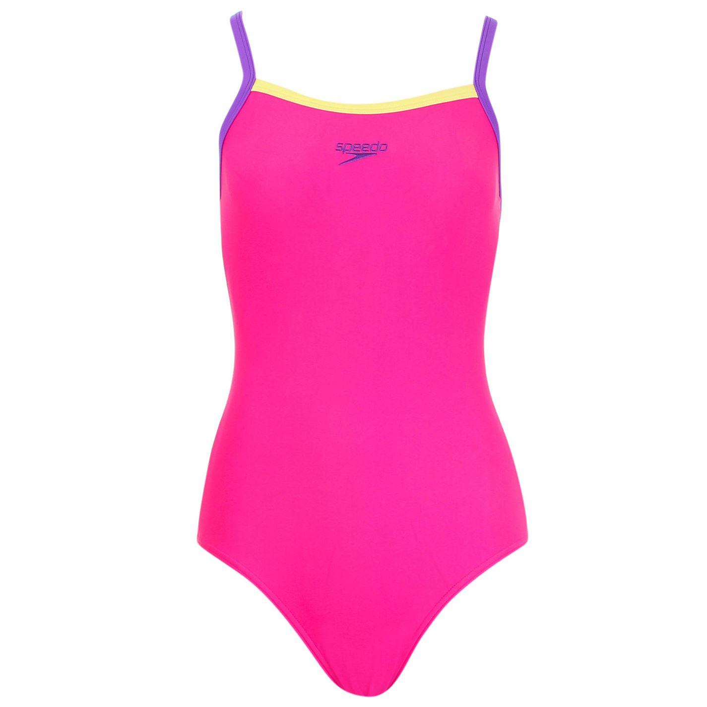 c211da72234 Dámske plavky Speedo Swimsuit Ladies - Glami.sk