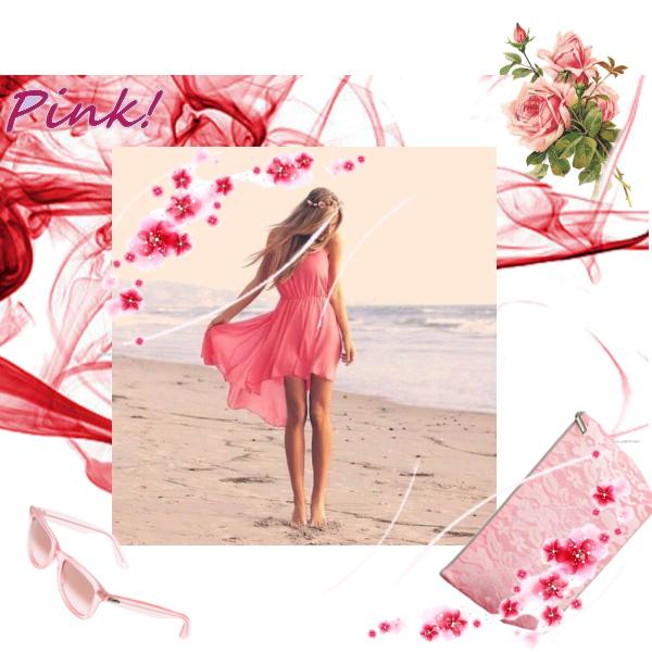 Pink !