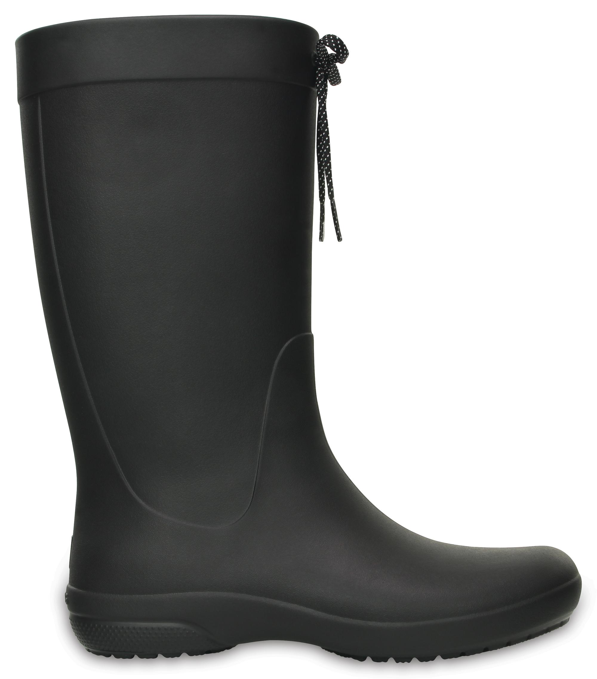 Crocs Crocs Freesail Rain Boot - Black W6 - vel.25 2e870daf6c